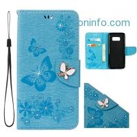 ihocon: EVATECH Galaxy S8 Wallet Case