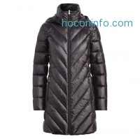 ihocon: Ralph Lauren Quilted Hooded Down Jacket