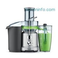 ihocon: Breville RM-BJE430SIL Juice Fountain Cold, Silver Metallic (Certified Refurbished)榨汁機