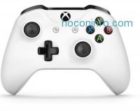 ihocon: Official Microsoft Xbox One S Wireless Controller - White