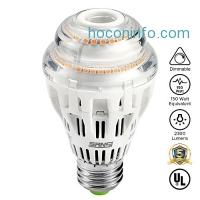 ihocon: SANSI A19 Dimmable LED Light Bulb光線微調燈泡