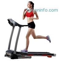 ihocon: Sunny Health & Fitness Treadmill