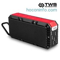 ihocon: Travel Inspira V4.2 Portable Bluetooth Speaker, Waterproof