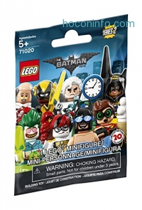 ihocon: LEGO 71020 Minifgure THE LEGO BATMAN MOVIE Series 2 - 1 Figure