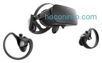 ihocon:  Oculus Rift VR Headset + Touch Controller