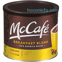 ihocon: McCafe Breakfast Blend Ground Coffee, 30 Ounce