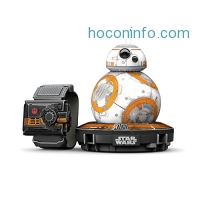 ihocon: Sphero Star Wars BB-8 App Controlled Robot with Star Wars Force Band