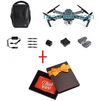 ihocon: DJI Mavic Pro Fly More Bundle with $100 Amazon Gift Card