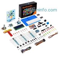 ihocon: SunFounder Super Starter Learning Kit V3.0 for Raspberry Pi 3, 2 Model B & 1 Model B+, Including 123-Page Instructions Book for Beginners
