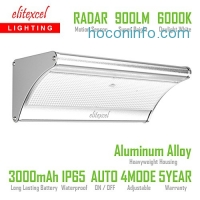 ihocon: Elitexcel LED Outdoor Solar Wall Light太陽能室外燈