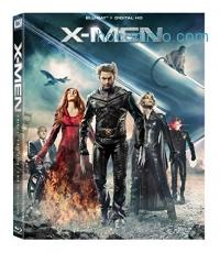 ihocon: X-men Trilogy Pack Icons(Blu-ray)