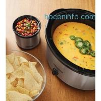 ihocon: Farberware 6 qt Slow Cooker with Mini Dipper