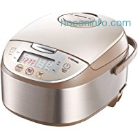 ihocon: Tatung 16 Cups 微電腦多功能電飯鍋 Micom Fuzzy Logic Multi-Cooker and Rice Cooker