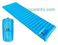 ihocon: WACOOL Air Core Tube Extra Large Camping Sleeping Pad 超長露營睡墊