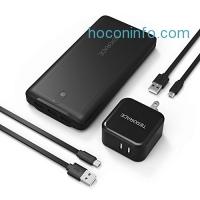 ihocon: Tiergrade 22000mAh 3 Port Ultra Compact High Speed USB Power Bank行動電源/充電寶