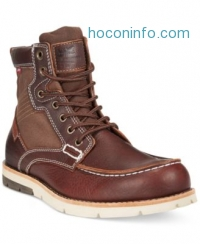 ihocon: Levi's Dawson Canvas Moc-Toe Boots