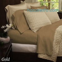 ihocon: 6 Piece Set: Hotel Lexington 2200 Series Rayon from Bamboo Bed Sheets by The Original Best Bamboo™