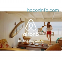 ihocon: $100 Airbnb Gift Card只賣$90 - Fast Email delivery