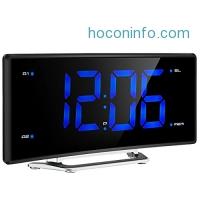 ihocon: Mpow FM Projection Alarm Clock 投射鬧鐘