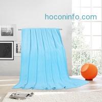 ihocon: LANGRIA 90''x90''Bed Blanket柔軟毛毯