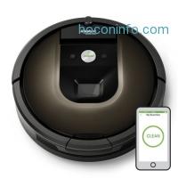 ihocon: iRobot Roomba 980 Robotic Vacuum Cleaner with Wi-Fi Connectivity 吸地機器人