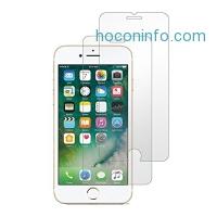 ihocon: Forixus iPhone X Screen Protector Glass 3D Full Frame Technology Premium Tempered 9H Hardness 2.5D PET Soft Edge Hybrid, Super Easy Apply - Black