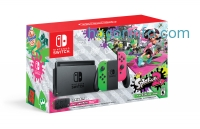 ihocon: Nintendo Switch Hardware with Splatoon 2 + Neon Green/Neon Pink Joy-Cons (Nintendo Switch) - Walmart.com