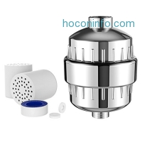 ihocon: Shower Filter with Replaceable Cartridges 洗澡水過濾器