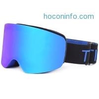 ihocon: [男女均適用] TIO Ski Anti-Fog UV Protection Goggles划雪護目鏡