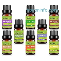 ihocon: 100% Therapeutic Grade Essential Oils Set,10ML