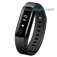 ihocon: Mpow Fitness Tracker,Waterproof Heart Rate Monitor 防水運動手環