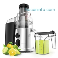 ihocon: 900W Wide Mouth Centrifugal Juicer榨汁機