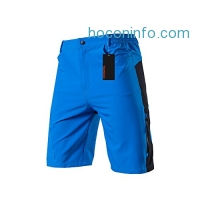ihocon: TOMSHOO Men's Baggy Cycling Shorts 男士自行車褲