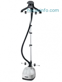 ihocon: SALAV GS18-DJ/120 White Performance Series Garment Steamer with Folding Hanger蒸氣熨斗