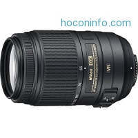 ihocon: Nikon 55-300mm f/4.5-5.6G ED VR AF-S DX Nikkor Zoom Lens for Nikon Digital SLR (Certified Refurbished)