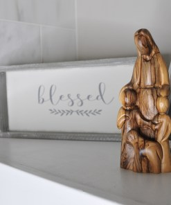 Olive Wood Figurines