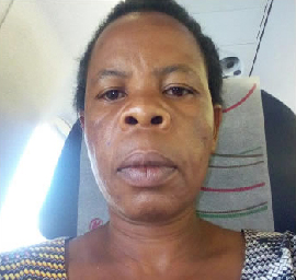 Pauline Kibisu