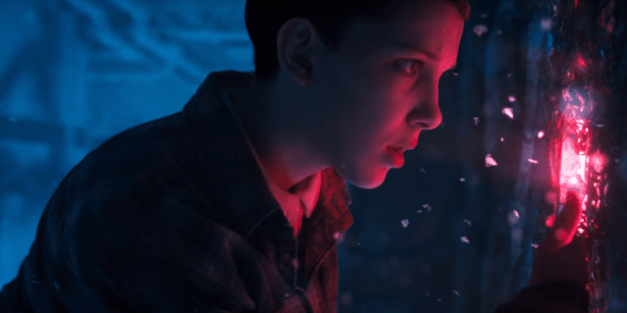 stranger things season 2 millie bobby brown