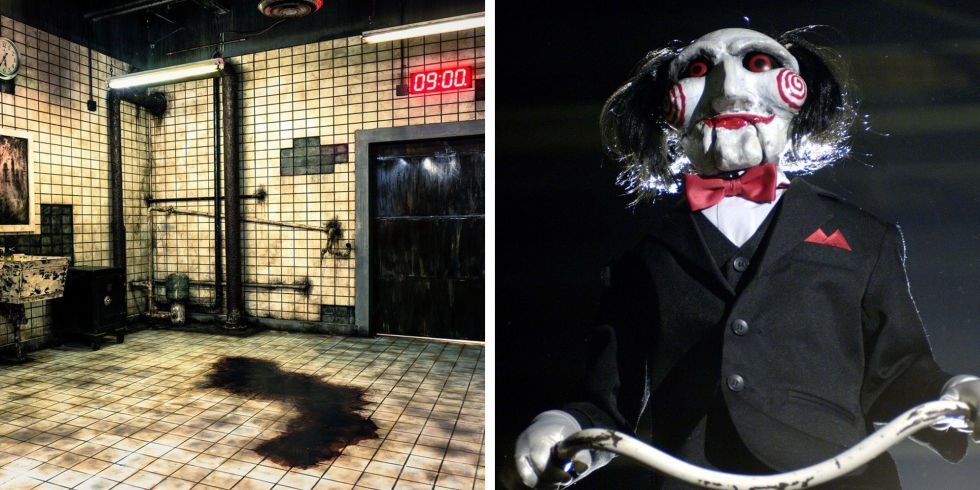 Can You Survive The Official Saw Escape Experience