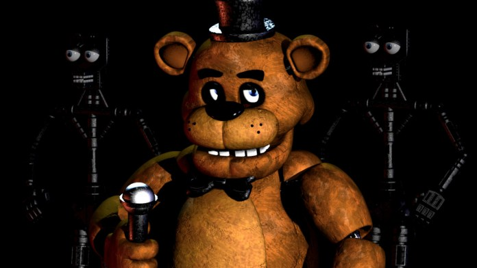 Five Night's at Freddy's movie