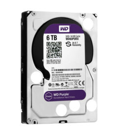"""Western Digital 6TB 3.5"""" Purple HDD"""