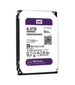 """Western Digital 8TB 3.5"""" PURPLE HDD"""