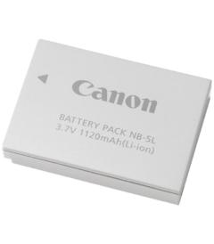 Canon NB-5L Li-Ion Digital Camera Battery