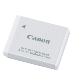 Canon NB-6L Lithium-Ion Digital Camera Battery