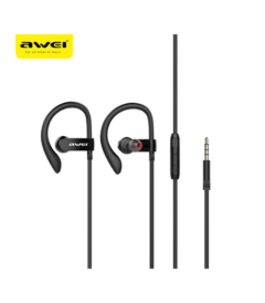 Awei ES-160i In-Ear Wired Earphone With Microphone