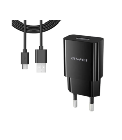 Awei C810 Charger & Data Cable