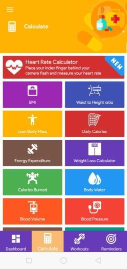 Benefits of Health App