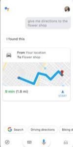 google assistant android app, google app assistant
