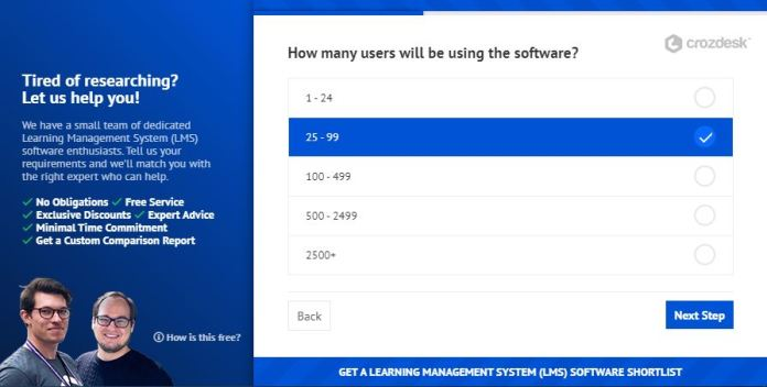 best LMS software