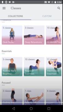 yoga studio online